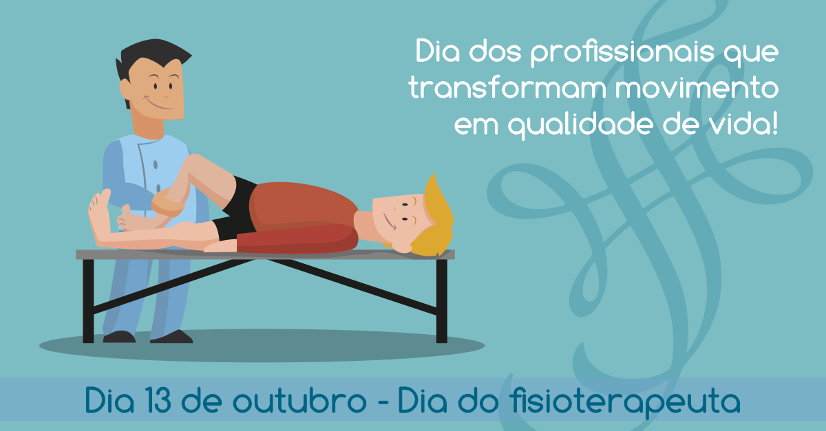 Dia do Fisioterapeuta - CDL